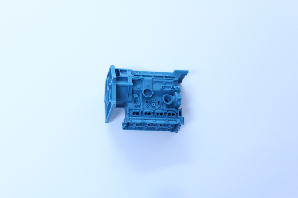 Solidscape 3D프린터 출력물 [제조 분야]