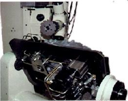 AL 소재 사상기계(NC 5축 SUPER FINISH  M/C)