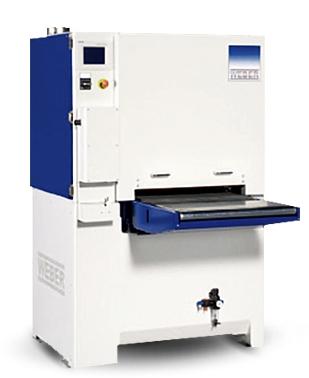 WEBER Deburring Machine