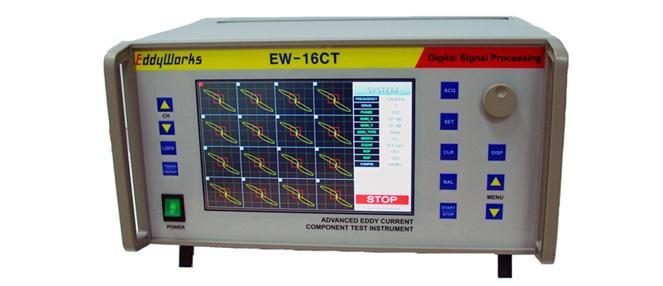 와전류 검사장비 (ECT탐상장비) EW-16CT