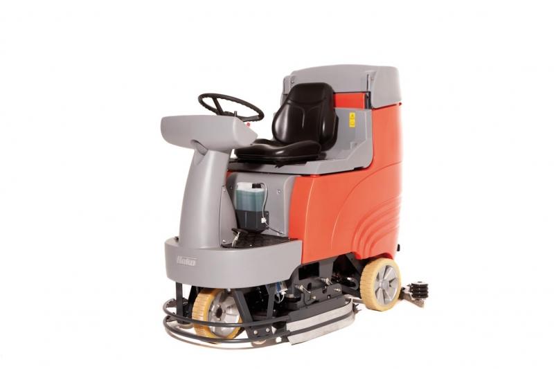 탑승형 습식 청소장비 B115R