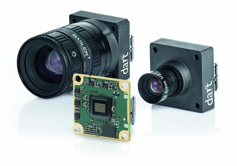 Basler USB3.0 보드레벨 카메라
