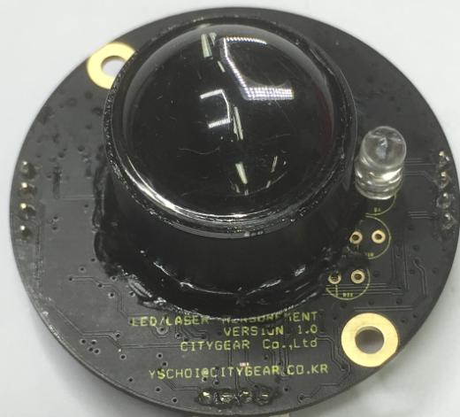 LED Detection & Ranging 센서