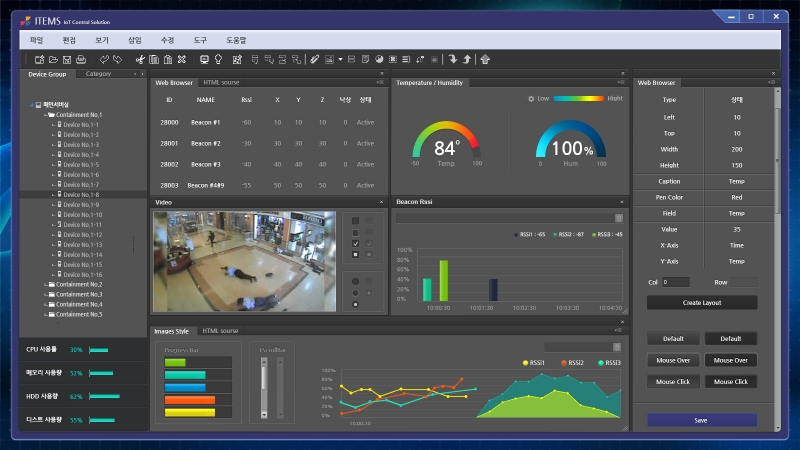 Industrial IoT 통합 서비스 플랫폼
