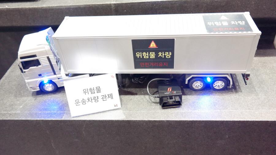IoT기반 글로벌물류트랙킹 시스템