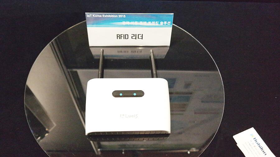 Active FRID Reader