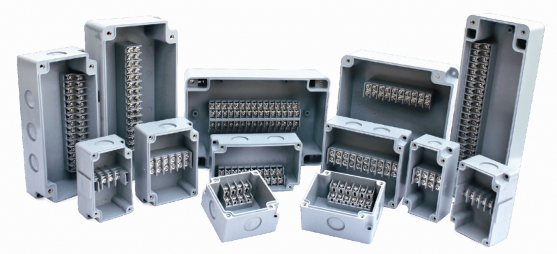 PVC Terminal Boxes