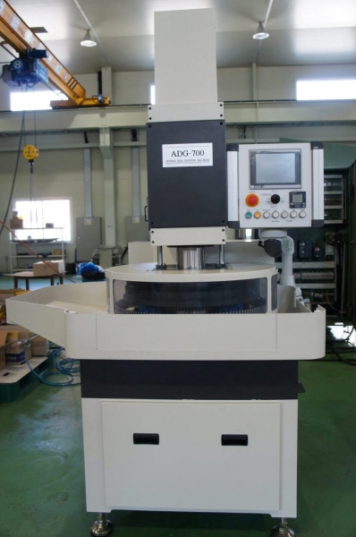 Double side fine grinding machine
