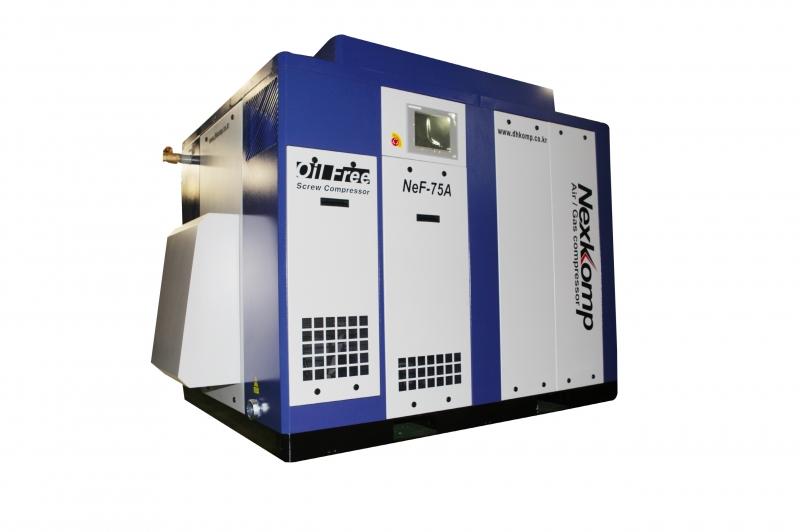 Oil-Free Screw Air Compressor