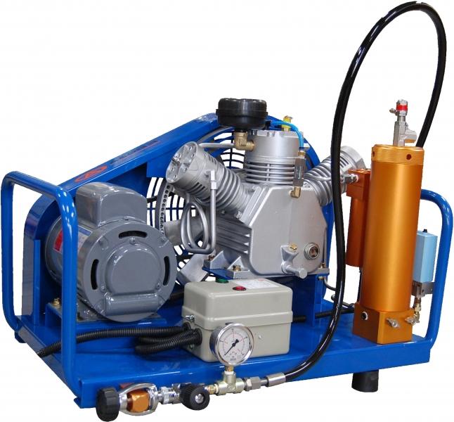 중압 공기(가스) 압축기