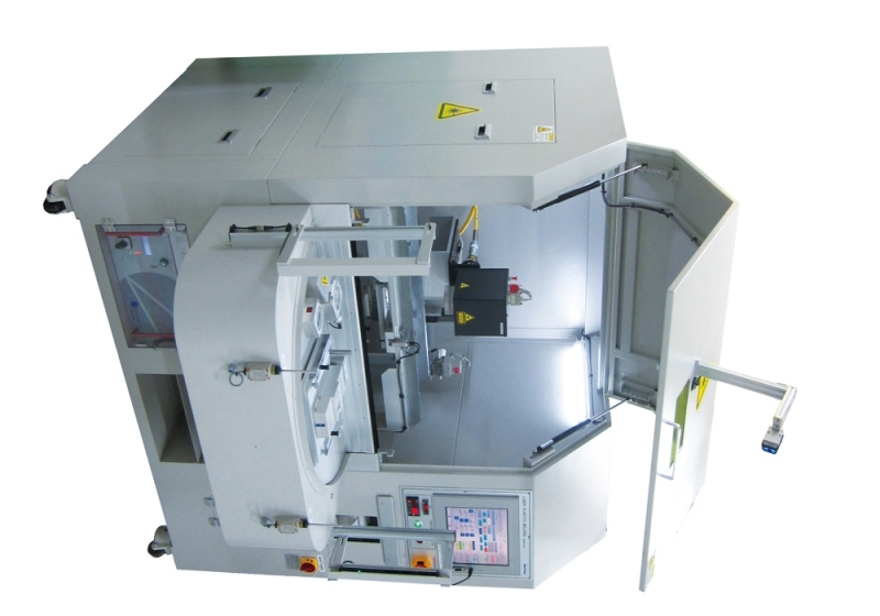 Laser Plastic Welding System