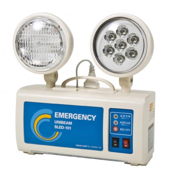LED 비상조명등 (휴대 및 벽부거치용)