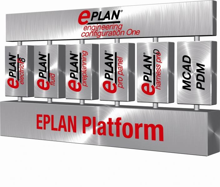 EPLAN Electric P8 - 전기 설계 소프트웨어 분야의 세계 표준