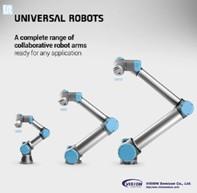 다관절 로봇, 협업로봇, 안전한 Collaboration Robot.