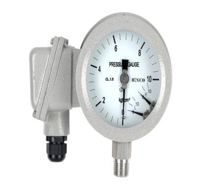 Pressure Gauges & Switches