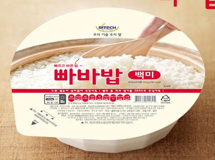 빠르고 바른밥 백미