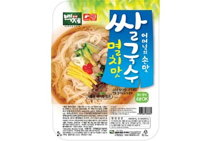 어머님의 손맛 [멸치맛,김치맛,육개장맛,얼큰한맛] 쌀국수
