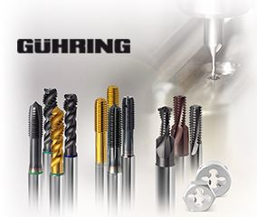 Guhring Tool overview