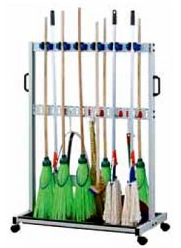 Cleaning Tool Cabinets(청소도구보관함)