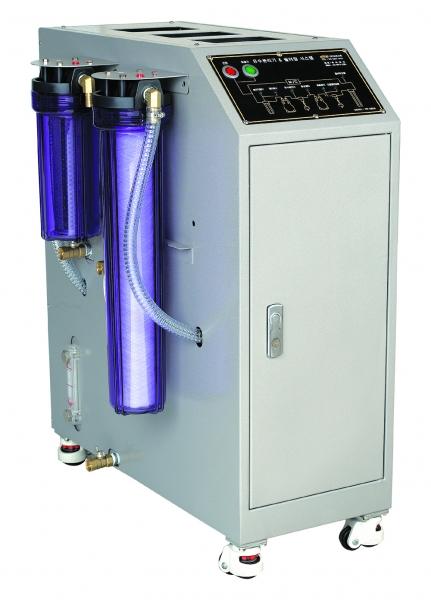 절삭유정제기(유해물질제거장치)
