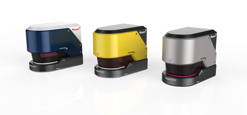 2D-LiDAR 기술을 활용한 Laser Scanner