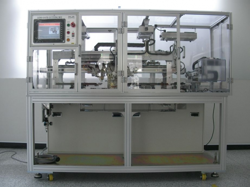 Lens Cutting M/C(AT-50BHS)