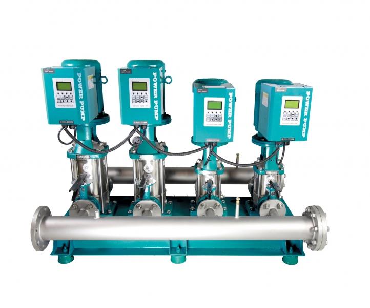 그린베스텍 부스터펌프 시스템