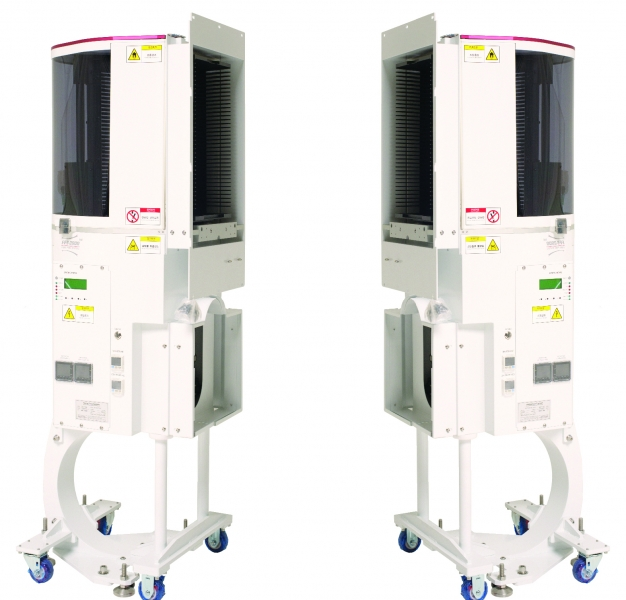New Fume Free System (Wafer Fume & Humidity Control System)