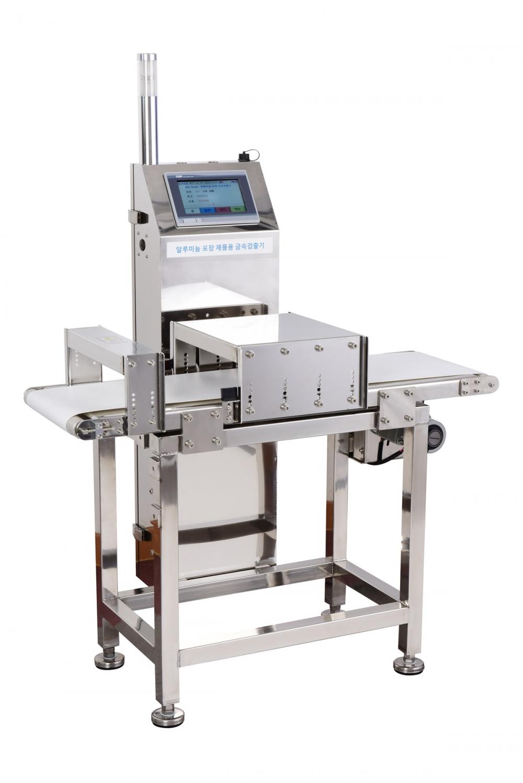 알루미늄포장제품용 금속검출기