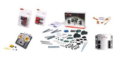 VEX 로봇 제작 시스템(기본+프로그래밍)