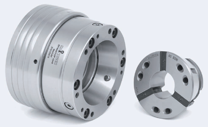 OD collet chuck