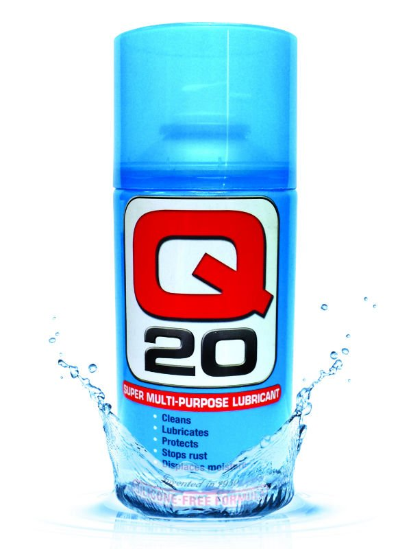 Q20 Super Multipurpose Lubricants