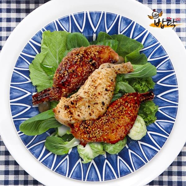 닭날개영양밥