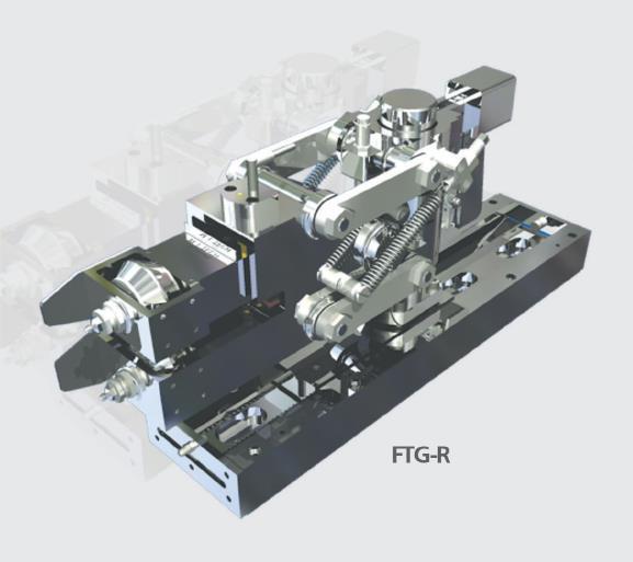 연속적인 제품(In-Line)의 두께 측정기  FTG-R