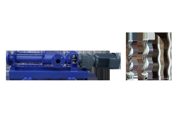 모노펌프 (Progressive Cavity Pump)