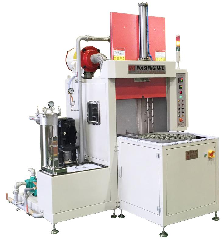 산업용 부품 전자동 세척기