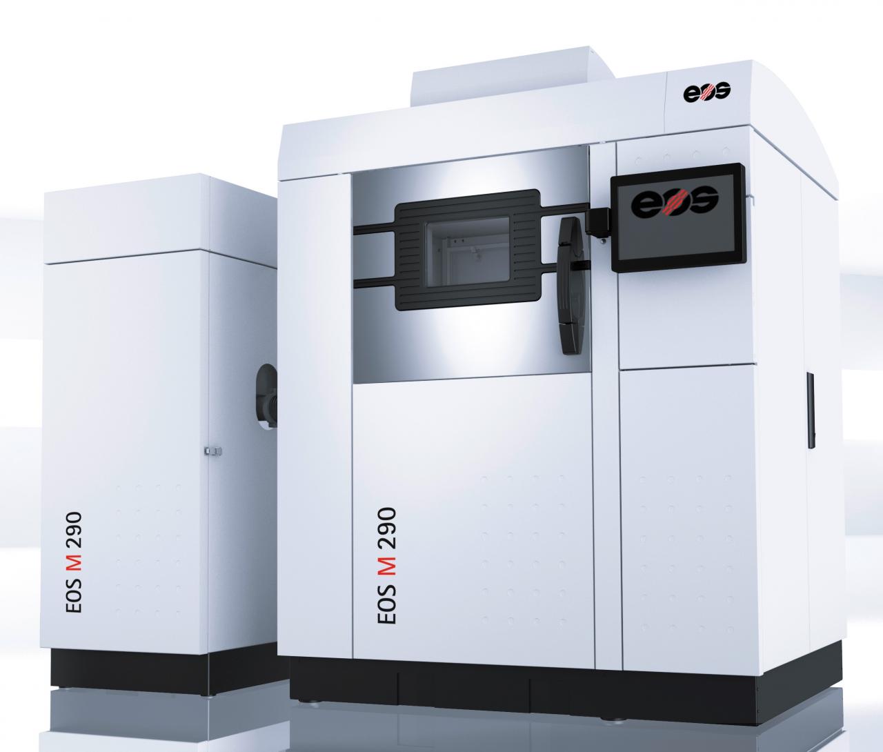 eos 금속 3D프린터