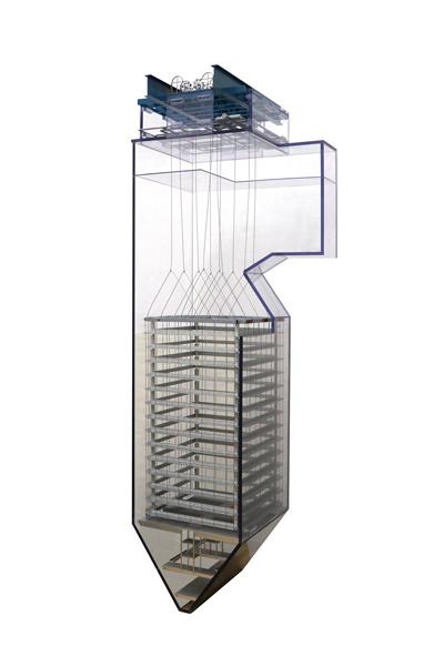 SKYFFOLDING™(플랫폼 지지방식 보일러 노내비계 및 인양시스템)