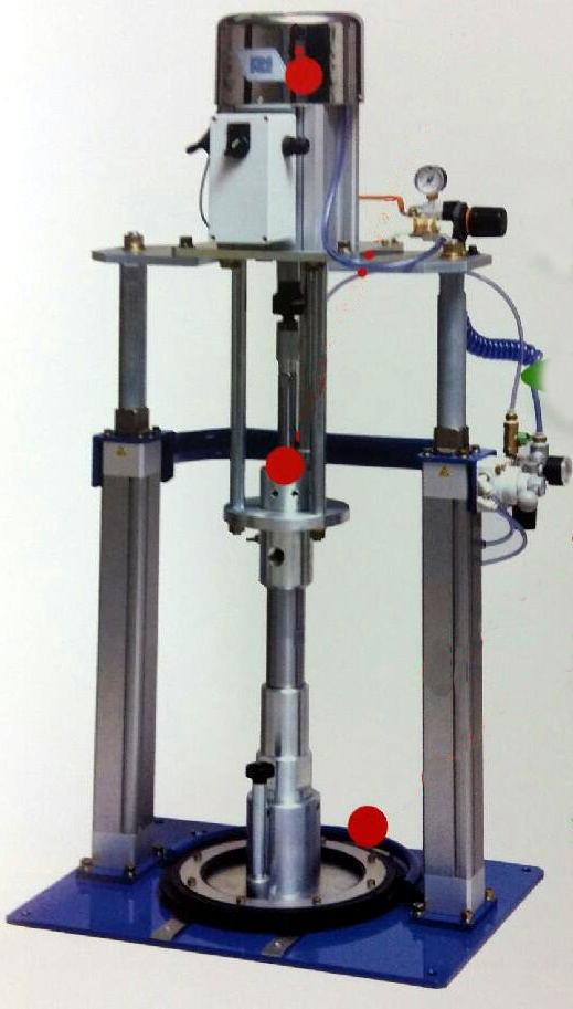 패일캔(18KG말통) 및 드럼용 펌프