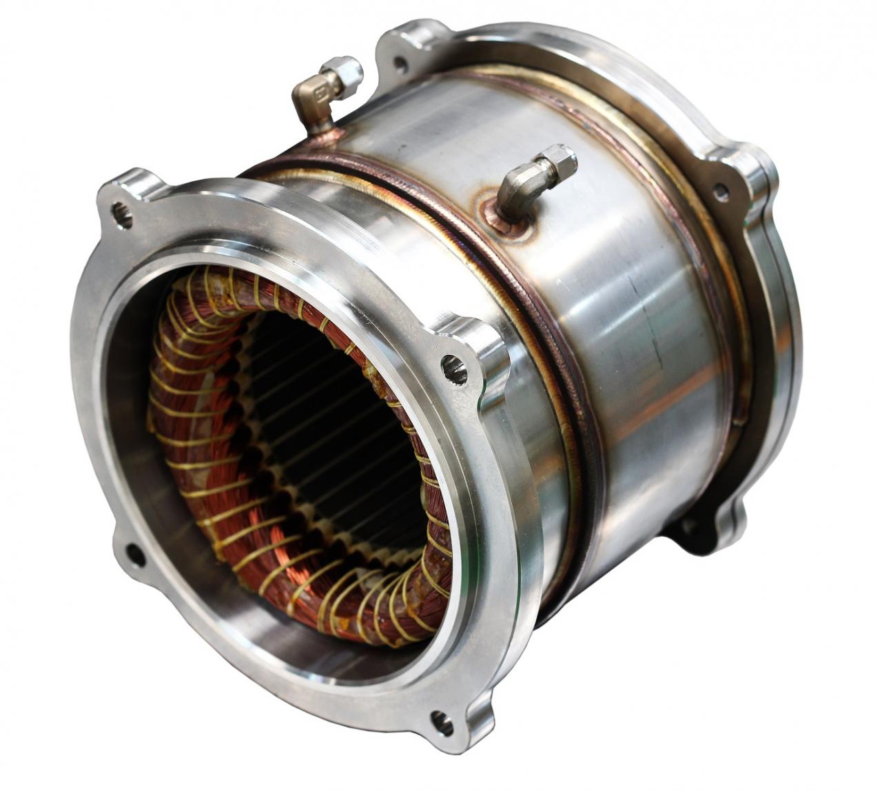 4KW IM 60Hz(진공펌프 구동용 모터)