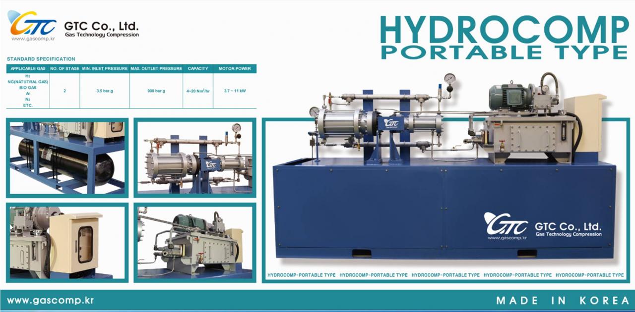 Hydrolic Compressor