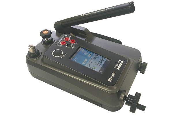 휴대용 압력교정기 (Model:  PCS-P100)