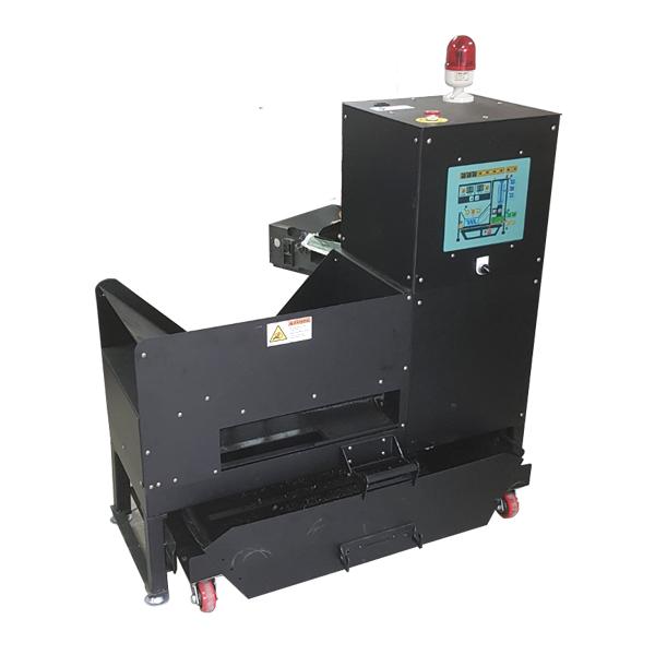자동 절삭 칩압축기 CNC 밀링 선반 자동화기계