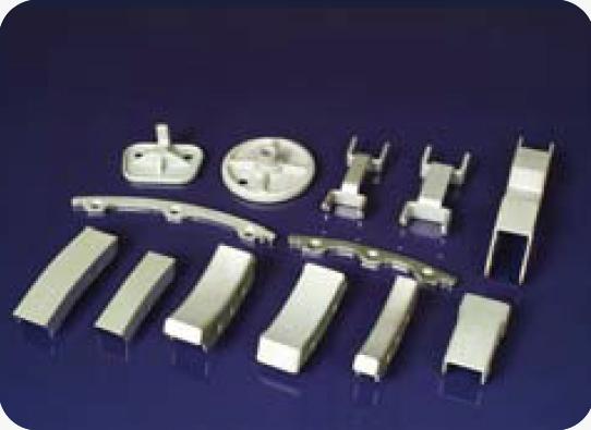 Aircraft brake system parts