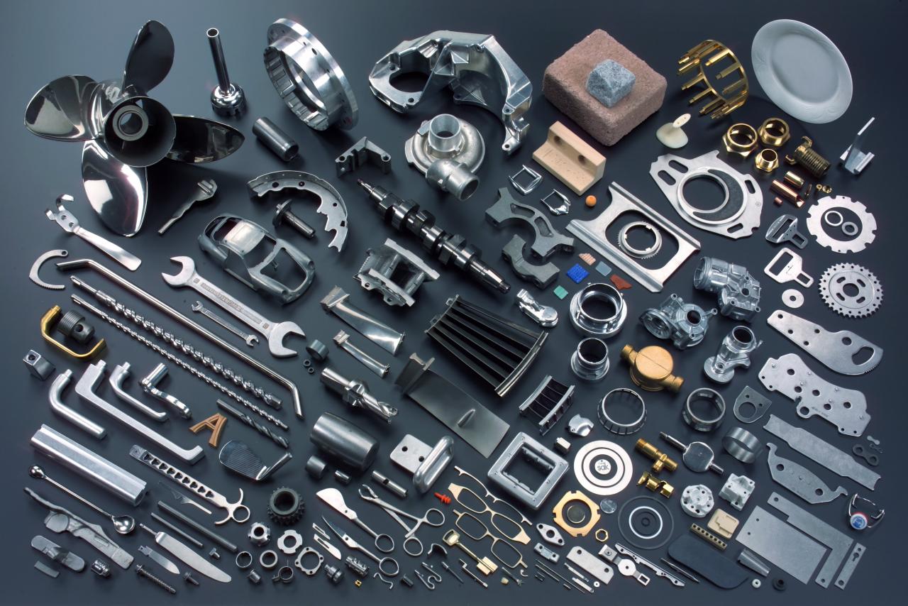 독일 로슬러 시스템을 통해 처리 가능한 제품들