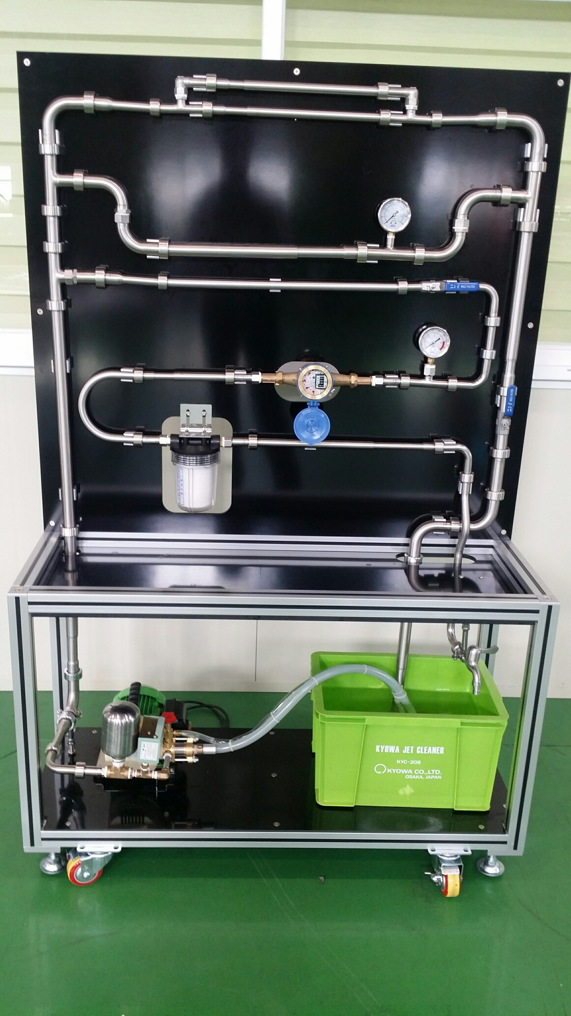 BNG Quick Coupling Piping System
