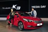 첨단 편의사양 갖춘 차세대 준중형 신차 'K3' 출시