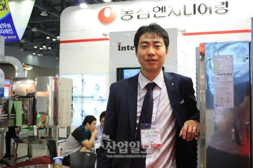 [코리아팩 2014 우수참가기업] 농심엔지니어링㈜, 차세대 X-Ray 이물검사 시스템 공개