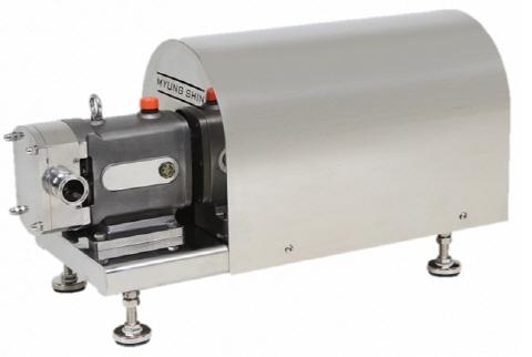 명신펌프, 식품용 로브펌프(LOBE PUMP)