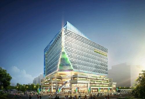 위례중앙역 중앙타워, 강남 랜드마크 역할 할까